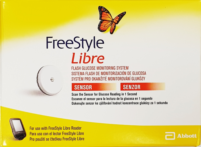 Freestyle Libre Sensors What Are They And How Do They