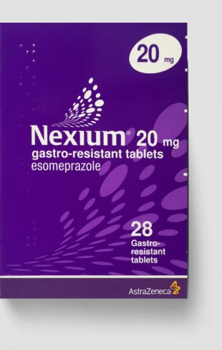 Buy Nexium (esomeprazole) 20mg tablets Smart Chemist